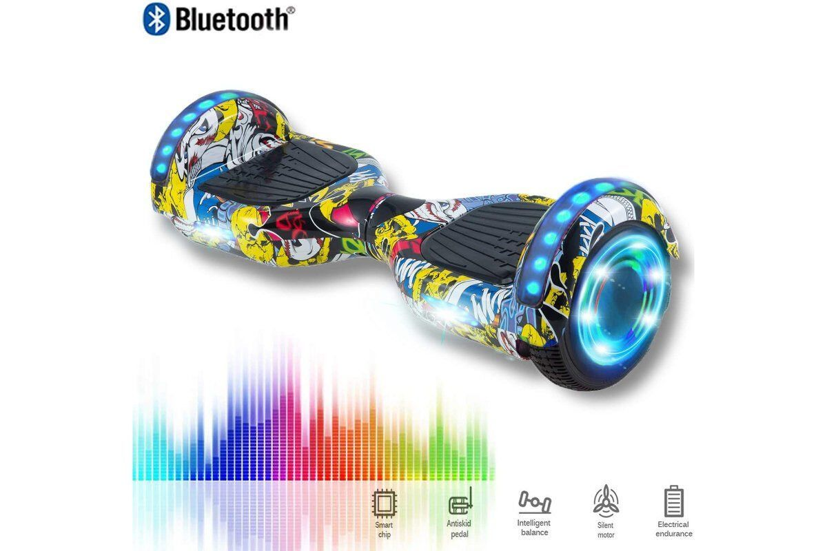 chic hoverboard patinete 6.5