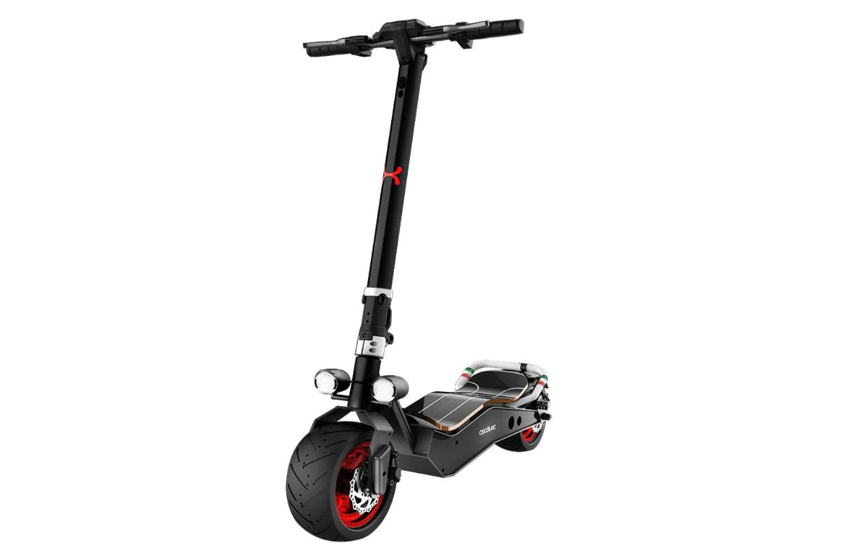scooter electrico cecotec bongo serie z red
